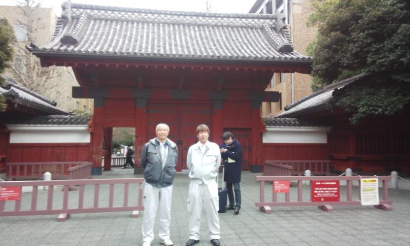 東京大学環境共生の勉強会へ参加